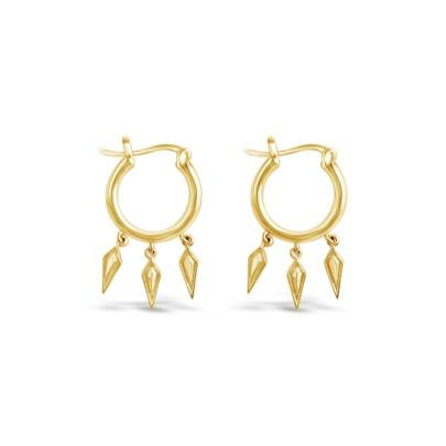 Wildfire Hoop Earring | Sierra Winter