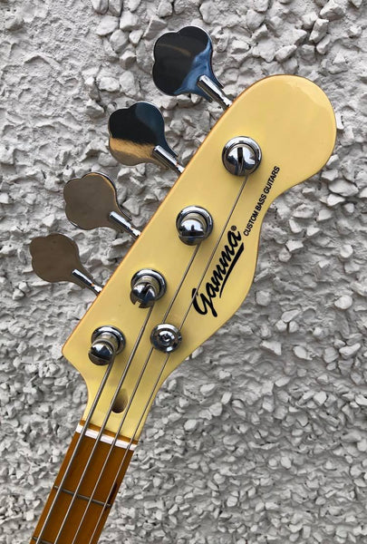 GAMMA Custom T20-01, Delta Star Model, Vintage Blonde