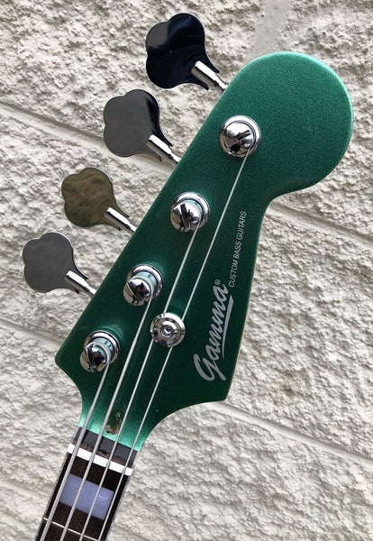 GAMMA [SOLD] Custom P20-02, Alpha Model, Amazon Green Metallic