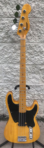 GAMMA Custom T18-01, Delta Star Model, Natural Blonde Ash