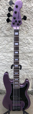 GAMMA Custom JP521-01, Alpha Model, Imperial Purple Haze Metallic