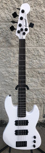 GAMMA Custom H519-05, Kappa Model 5 String, Polar White