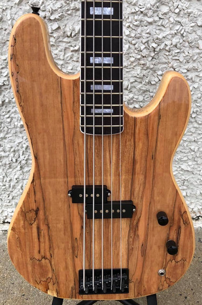 GAMMA [SOLD]  Custom P520-01 Alpha Model, Spalted Maple