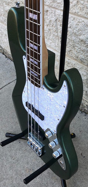 GAMMA [SOLD] Custom J17-12, Beta Model, Amazon Green Metallic