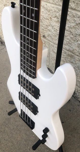 GAMMA [SOLD] Custom H519-02, Kappa Model 5 String, Polar White