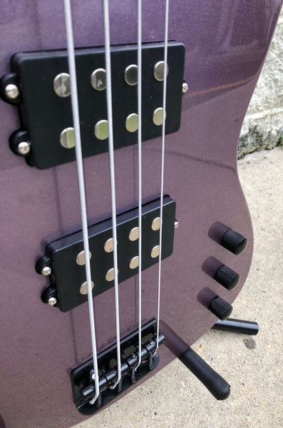 GAMMA [SOLD] Custom H19-07, Kappa Model, Imperial Purple Haze Metallic