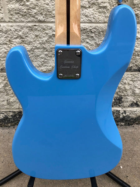GAMMA [SOLD] Custom P19-05, Alpha Model, Retro Sonic Blue