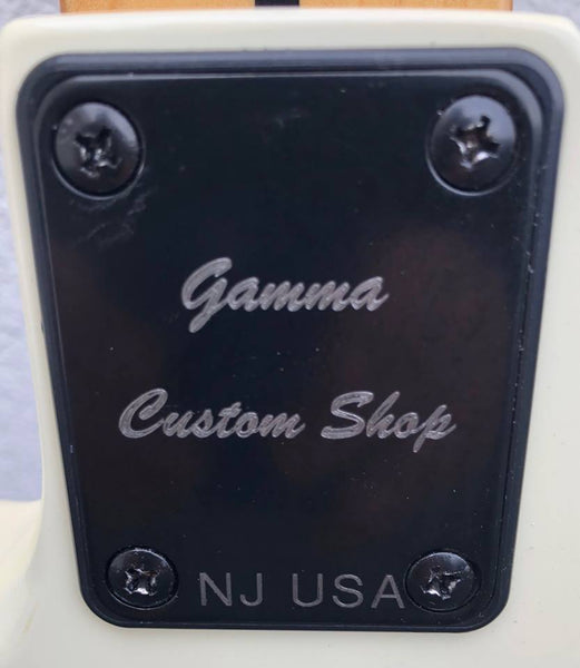 GAMMA [SOLD] Custom P18-02, Alpha Model, Concord Ivory