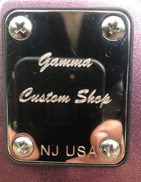GAMMA [SOLD] Custom J18-09, Beta Model, Imperial Purple Haze Metallic