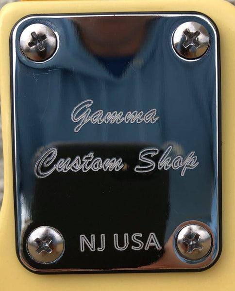 GAMMA [SOLD] Custom T20-01, Delta Star Model, Vintage Blonde