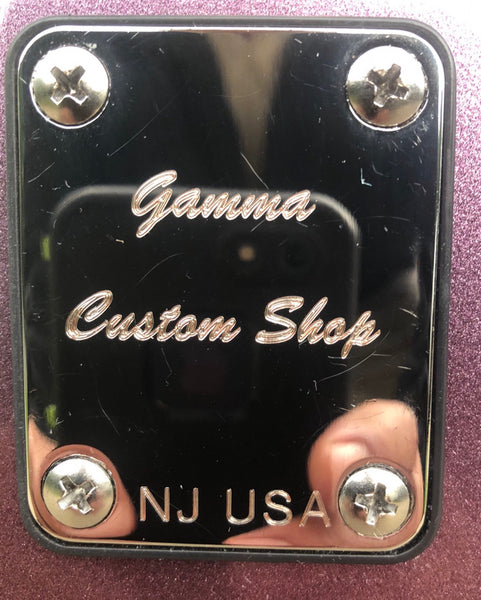 GAMMA {SOLD} Custom P19-04, Alpha Model, Imperial Purple Haze Metallic