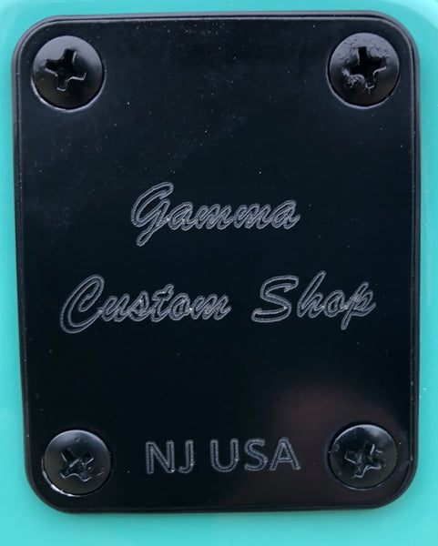 GAMMA [SOLD] Custom H20-02, Kappa Model, Juneau Green