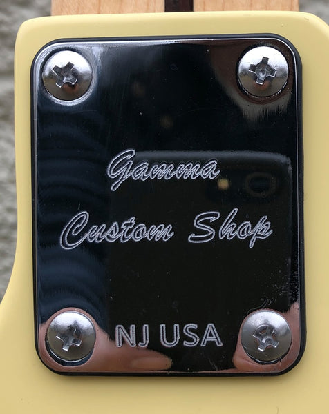 GAMMA [SOLD] Custom J20-04, Beta Model, Mello Yellow