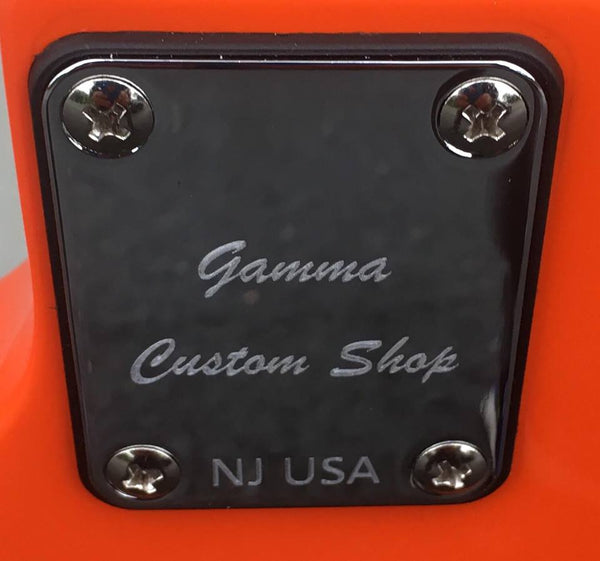 GAMMA [SOLD] Custom P17-12, Alpha Model, Kona Orange