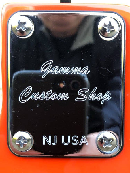 GAMMA [SOLD] Custom J20-06, Beta Model, Navajo Orange
