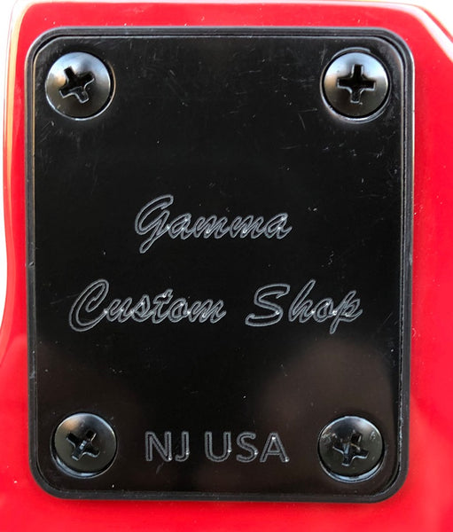 GAMMA [SOLD] Custom J20-03, Beta Model, Scarlet Red