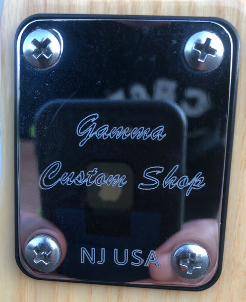 GAMMA [SOLD] Custom J18-04, Beta Model, Spalted Maple