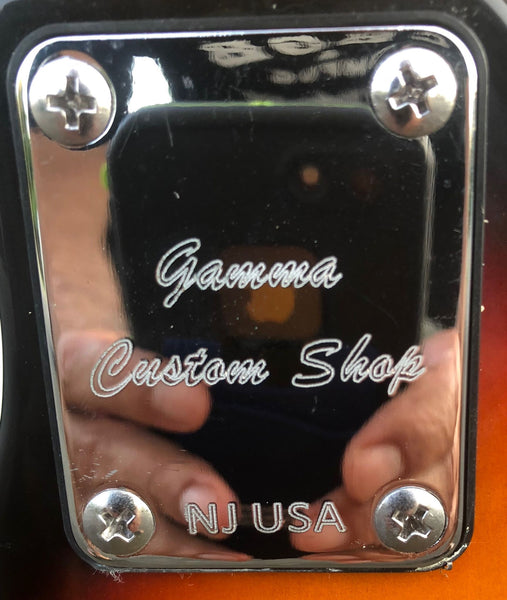 GAMMA [SOLD] Custom J518-01, 5 String Beta Model, Three (3) Tone Burst