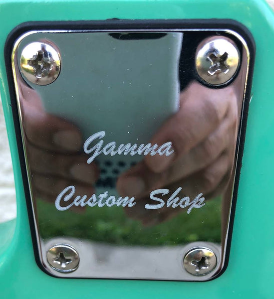 GAMMA [SOLD] Custom J14-09, (Demo 2014) Beta Model, Marina Green