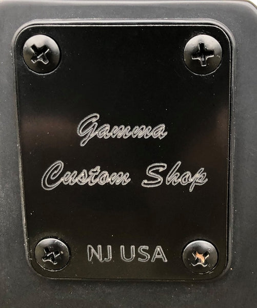 GAMMA [SOLD]  Custom JP20-02, Alpha Model, Matte Black