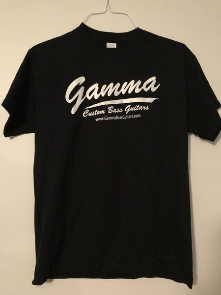 Black GAMMA T-Shirt
