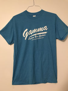 Tropical Blue GAMMA T-Shirt