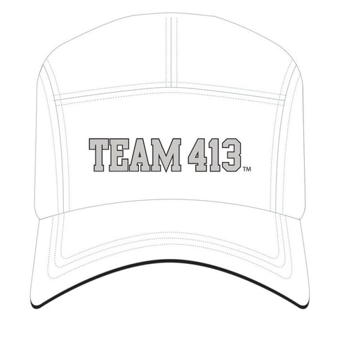 TEAM 413: Tech Hat - White