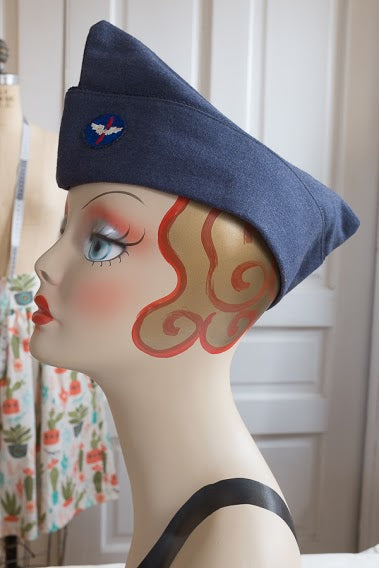 Air Force Academy Garrison Hat | Vintage 1960s