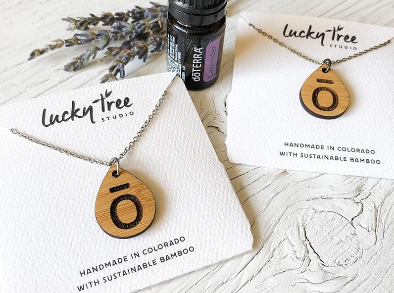 doTERRA Diffuser Necklace