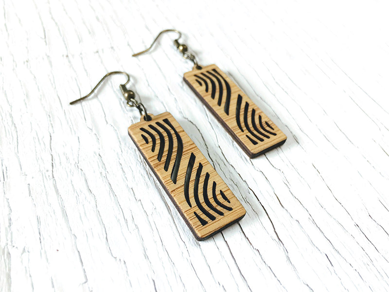 Balance Dangle Earrings