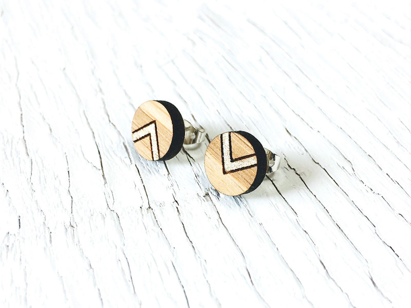 Honeybee Stud Earrings