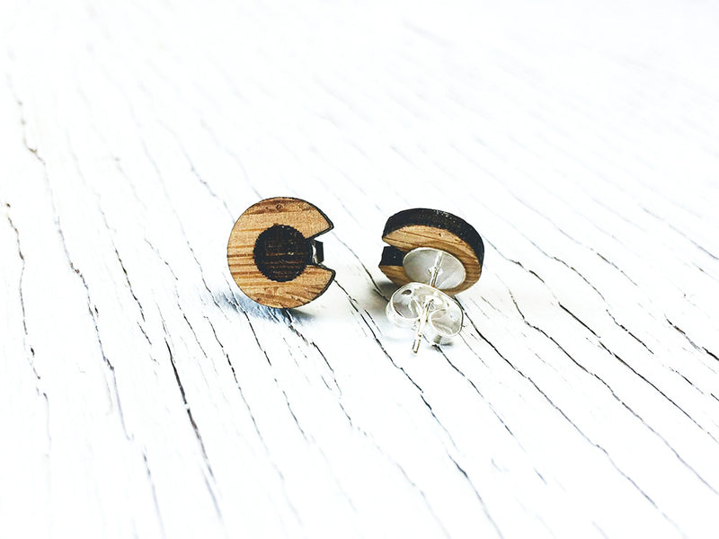 Colordo Stud Earrings