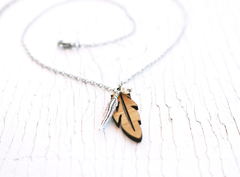 Zen Water Necklace