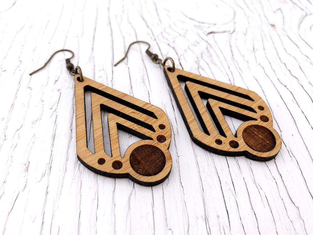 Deco Diffuser Earrings