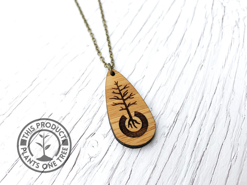 ReGrow Colorado Diffuser Necklace