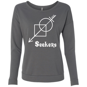 Seekers- Ladies' French Terry Scoop