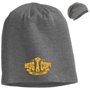 DT618 District Slouch Beanie-Hug A Cop