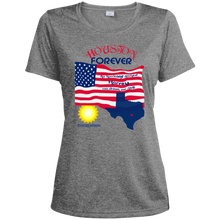 LST360 Sport-Tek Ladies' Heather Dri-Fit Moisture-Wicking T-Shirt-Houston-women's wear