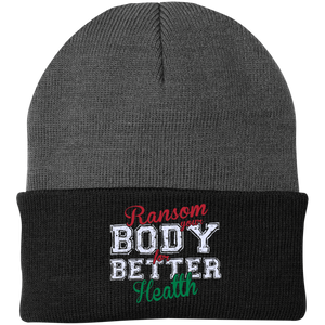 Ransom- Port Authority Knit Cap