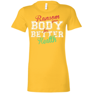 Ransom- Canvas Ladies' Favorite T-Shirt