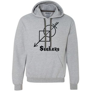 Seekers-Pullover Fleece Sweatshirt-unisex