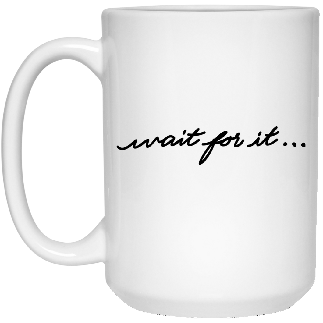White Mug-Drink wear