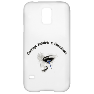 Courage-Samsung Galaxy S5 Case