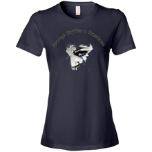 Courage- Ladies' Lightweight T-Shirt 4.5 oz
