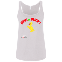 Duck-Bella + Canvas Ladies' Relaxed Jersey Tank