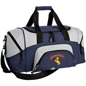 Duck- Port & Co. Small Colorblock Sport Duffel Bag