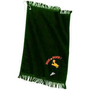 Duck- Port & Co. Grommeted Finger Tip Towel