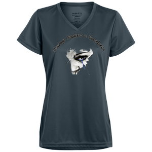 Courage-Ladies' Wicking T-Shirt