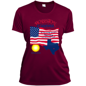 1790 Augusta Ladies' Wicking T-Shirt-Houston-ladies