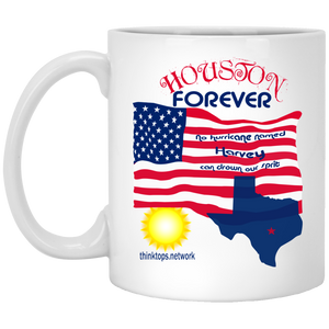 XP8434 11 oz. White Mug-Houston-Drink ware